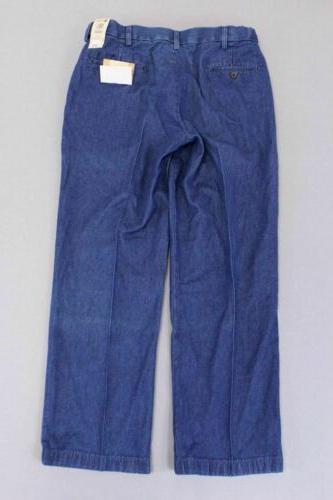 Haggar Flat Front Jeans 30