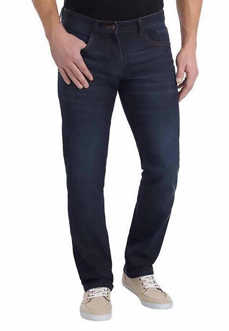 IZOD Men/'s Comfort Stretch Straight Leg Jean Lexington NWT