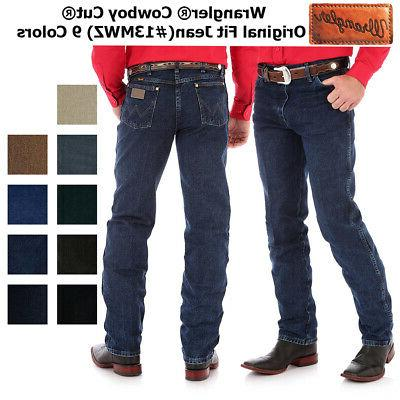 men s cowboy cut original fit jeans