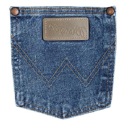 WRANGLER Cowboy Original Fit Blue Jeans NWT