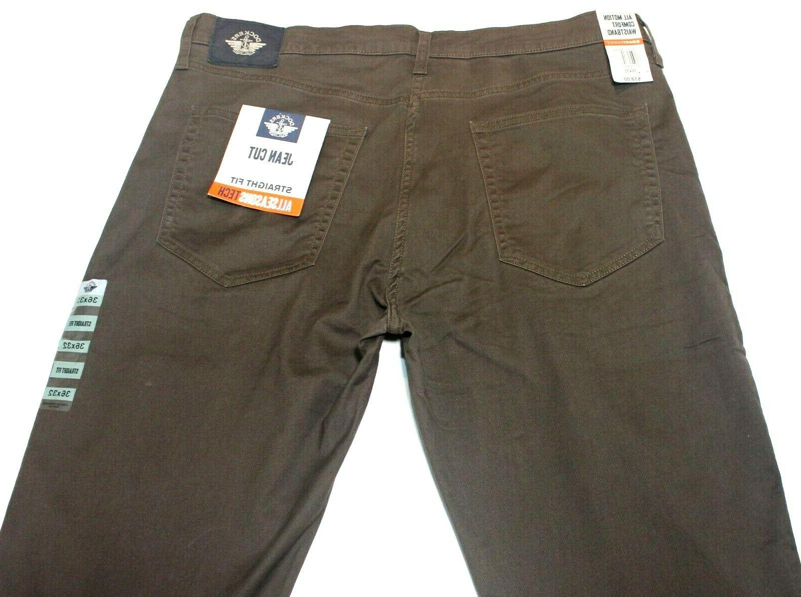 Men's Jean Cut Straight All Stretch Pants