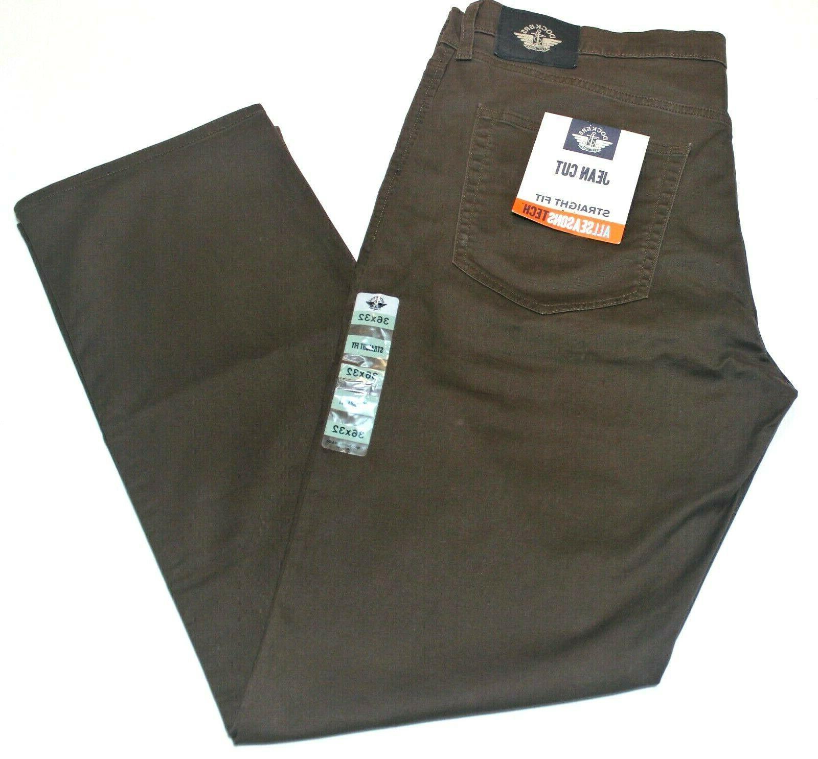 Men's Dockers Jean All Seasons Tech Pants