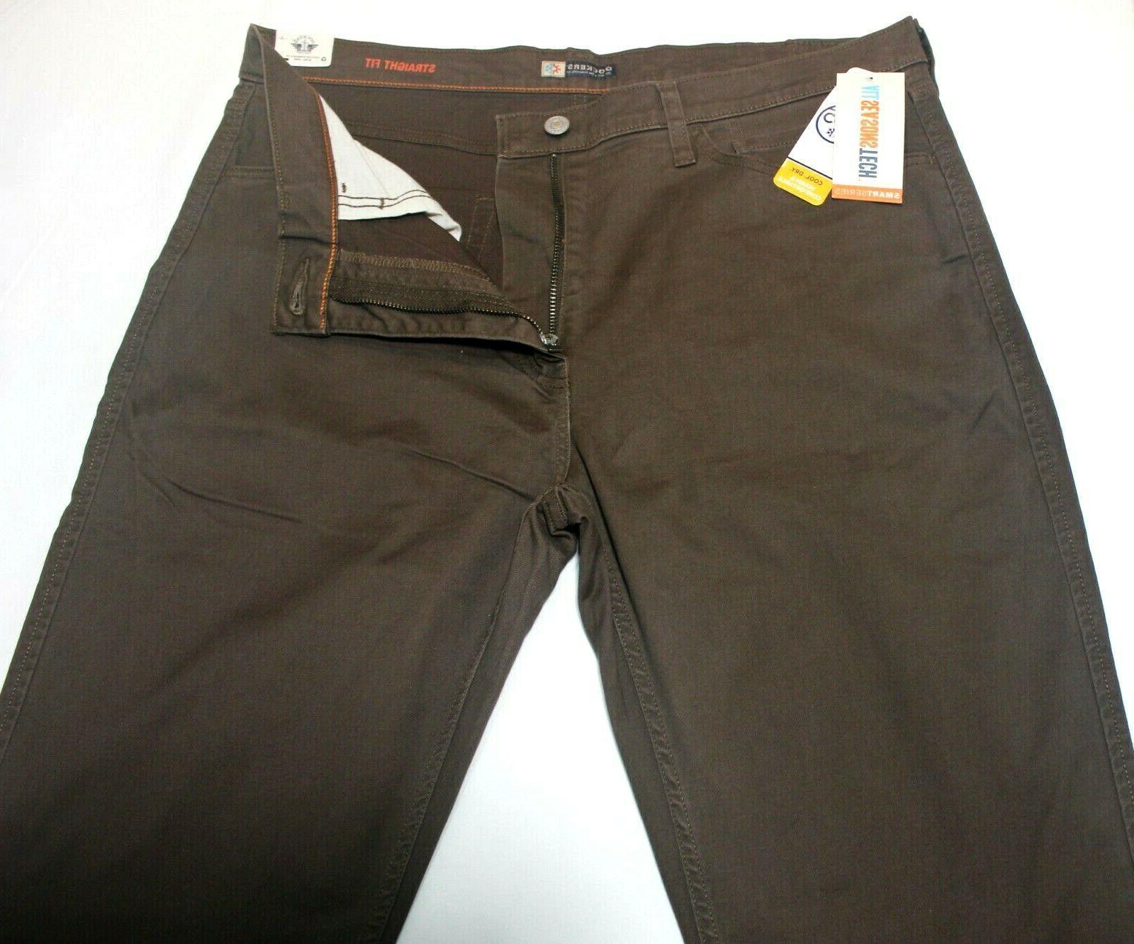 Men's Dockers Dark Jean All Tech Stretch Pants