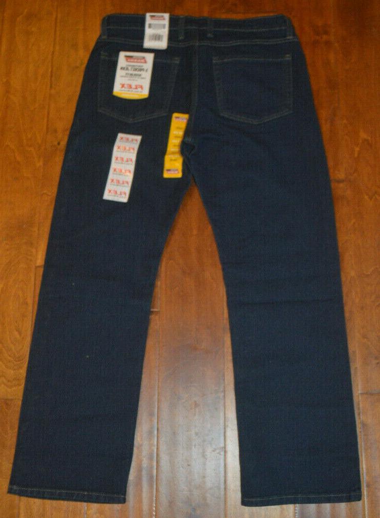 Men's Dickies Regular 5 Flex Denim Jeans 32, 34, 44