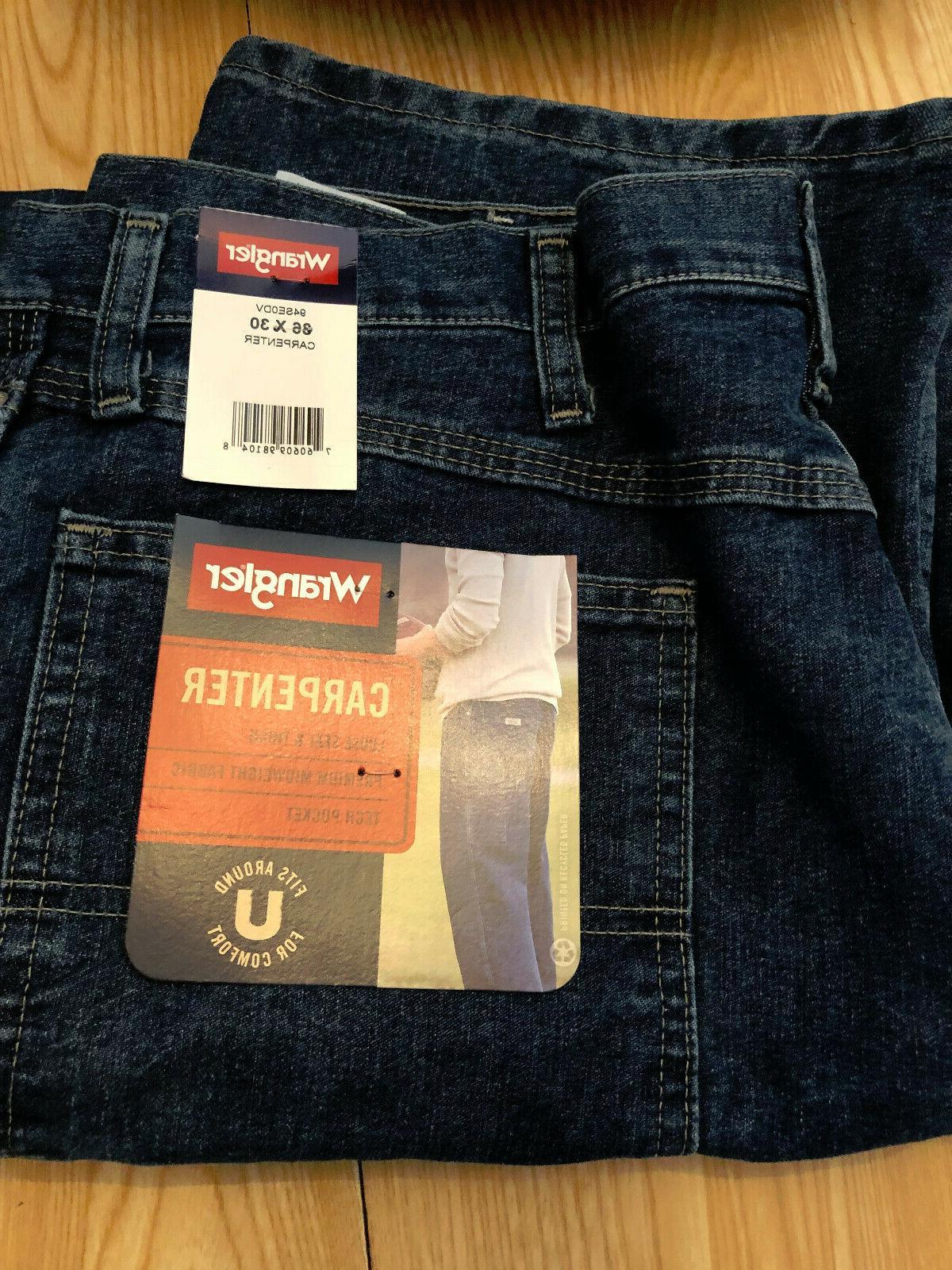 men s denim carpenter jeans loose fit