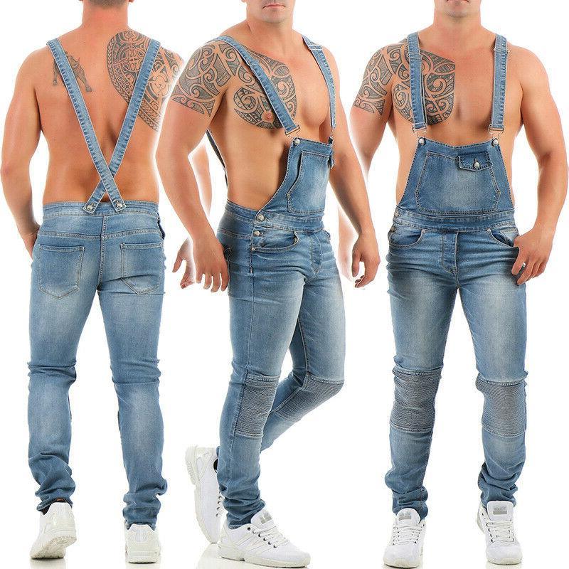 2019 JY Trousers Bib Vintage