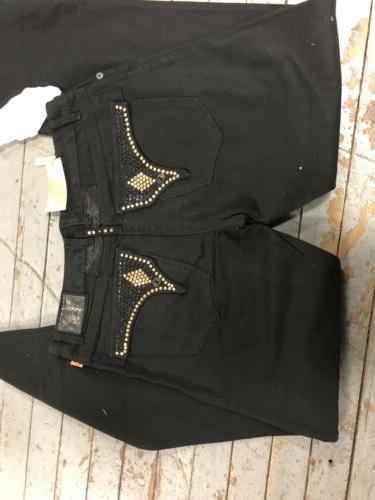 Men's Designer Jean Pockets Pants