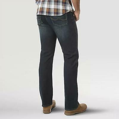 Wrangler Five Star Premium Relaxed Fit Bootcut Jean Blue