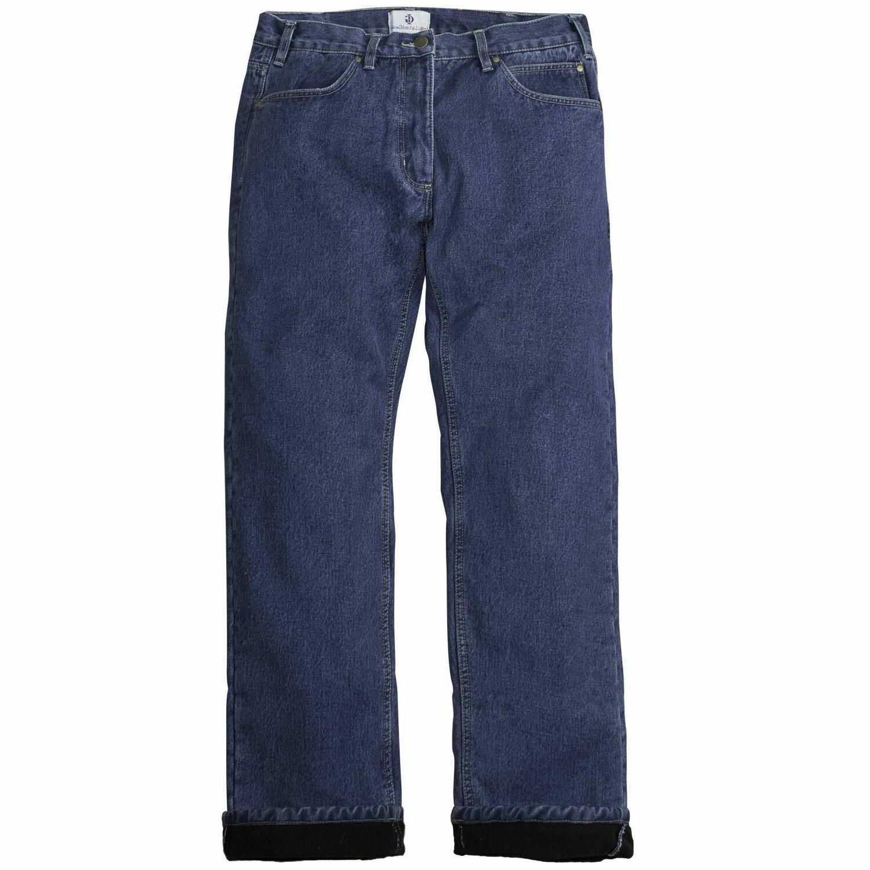 men s fleece lined jeans