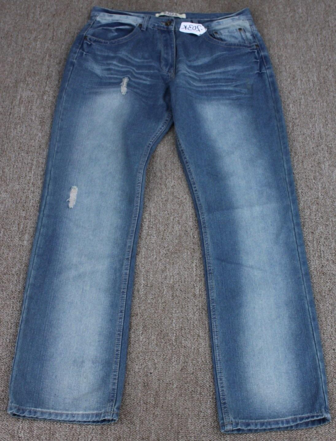 Public School PS14 Italian Gold Denim Men's Slim Jeans 34