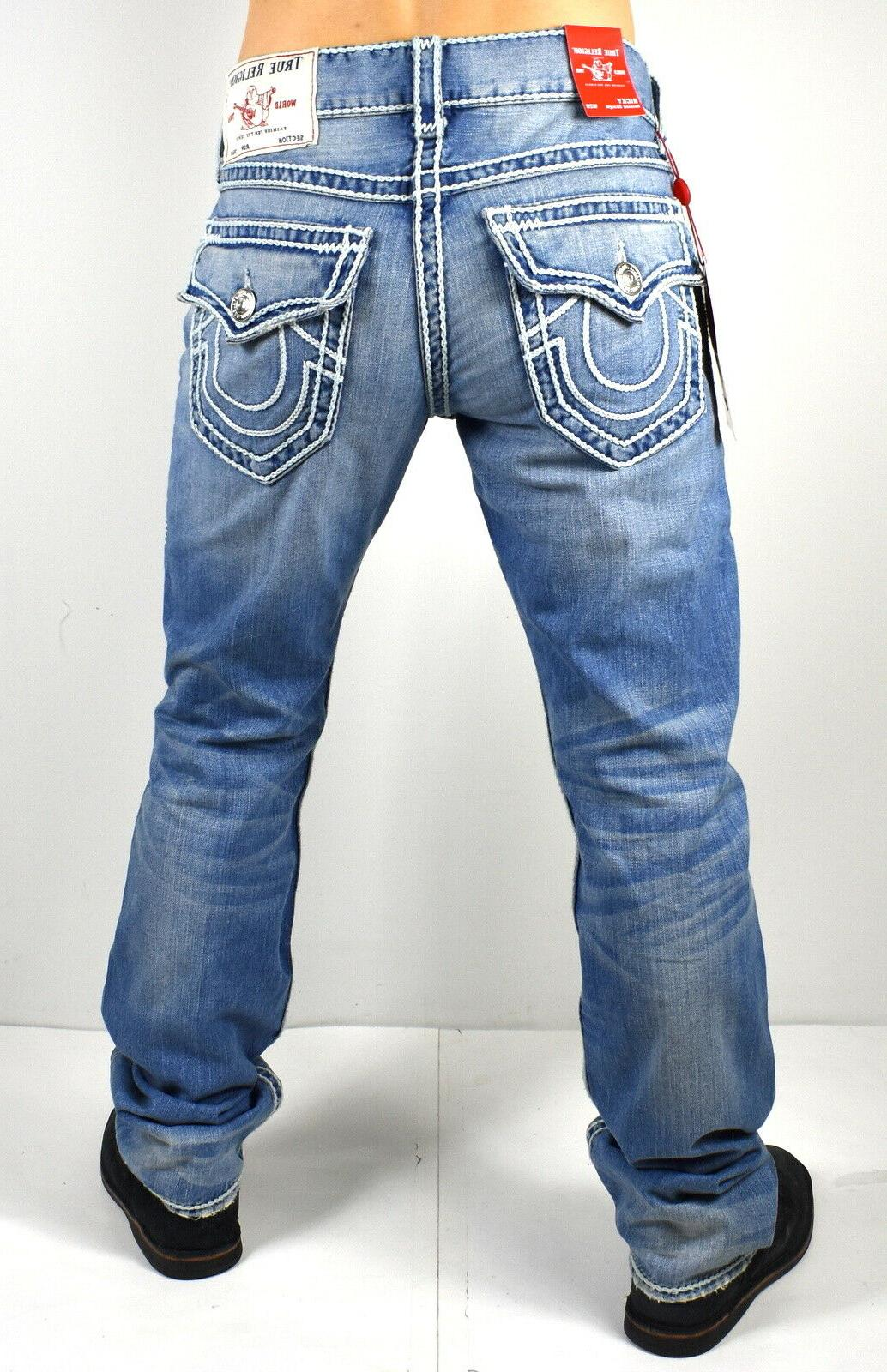 True Religion Picked Relaxed