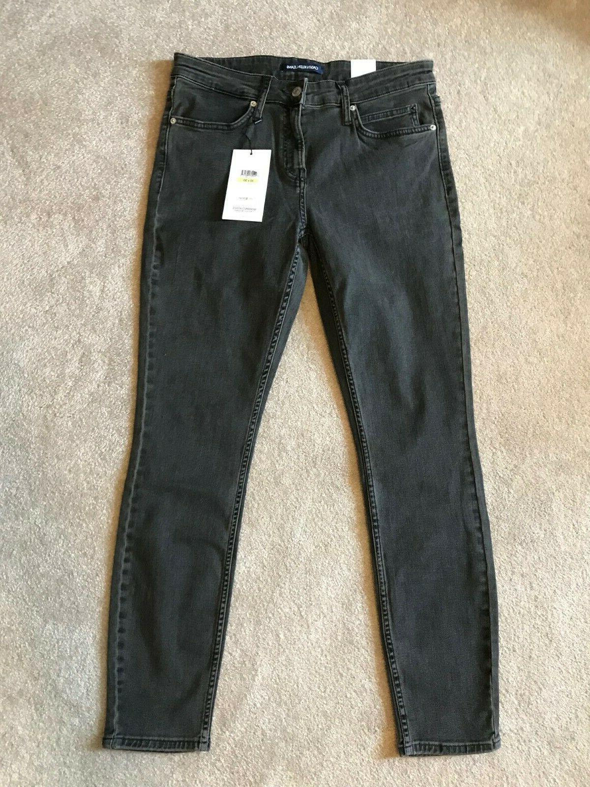 Men's Calvin Klein $40 OFF x Rise Skinny Black $79.50
