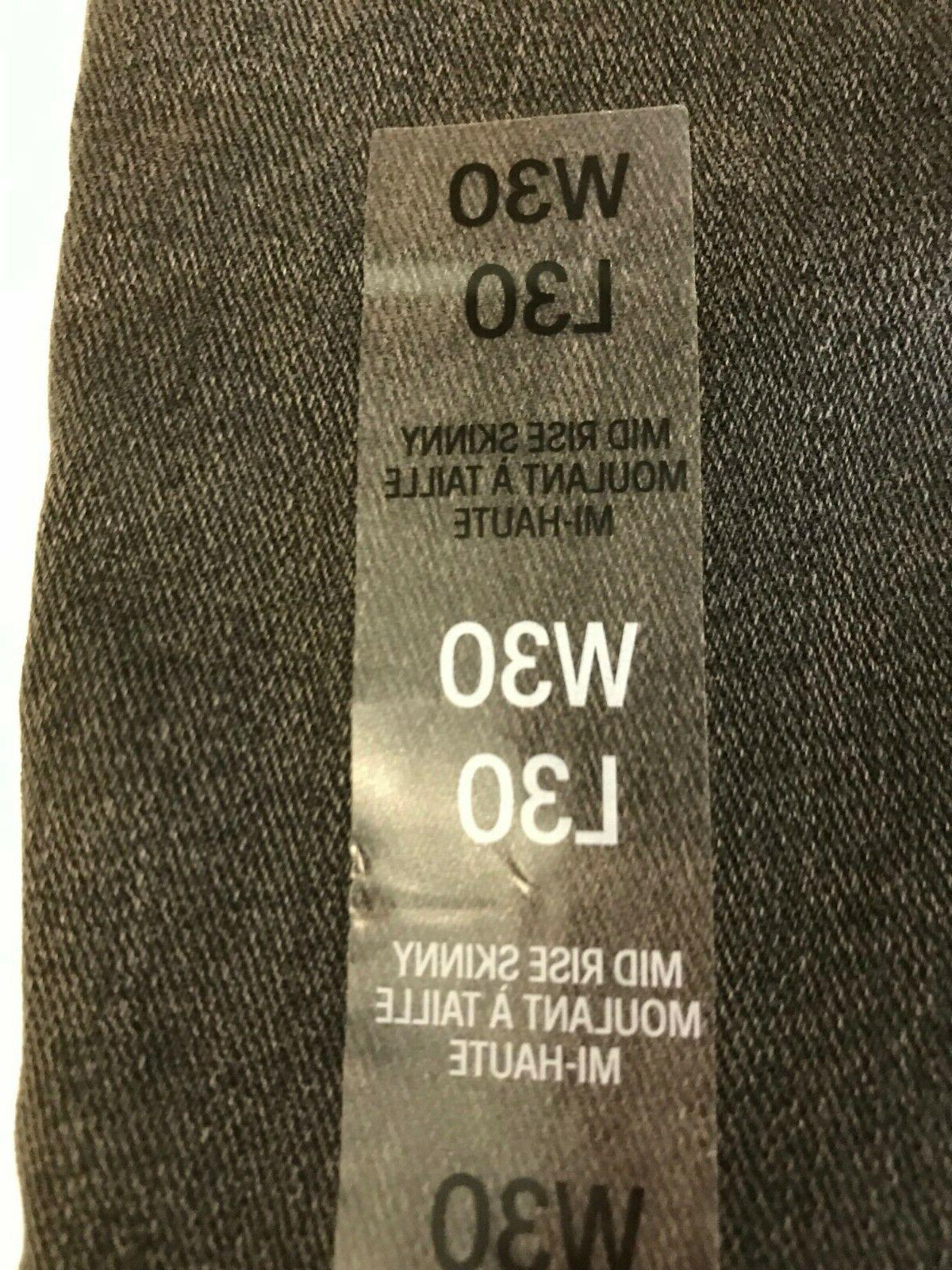 Men's Calvin Klein $40 OFF Size x 30 Mid Skinny $79.50