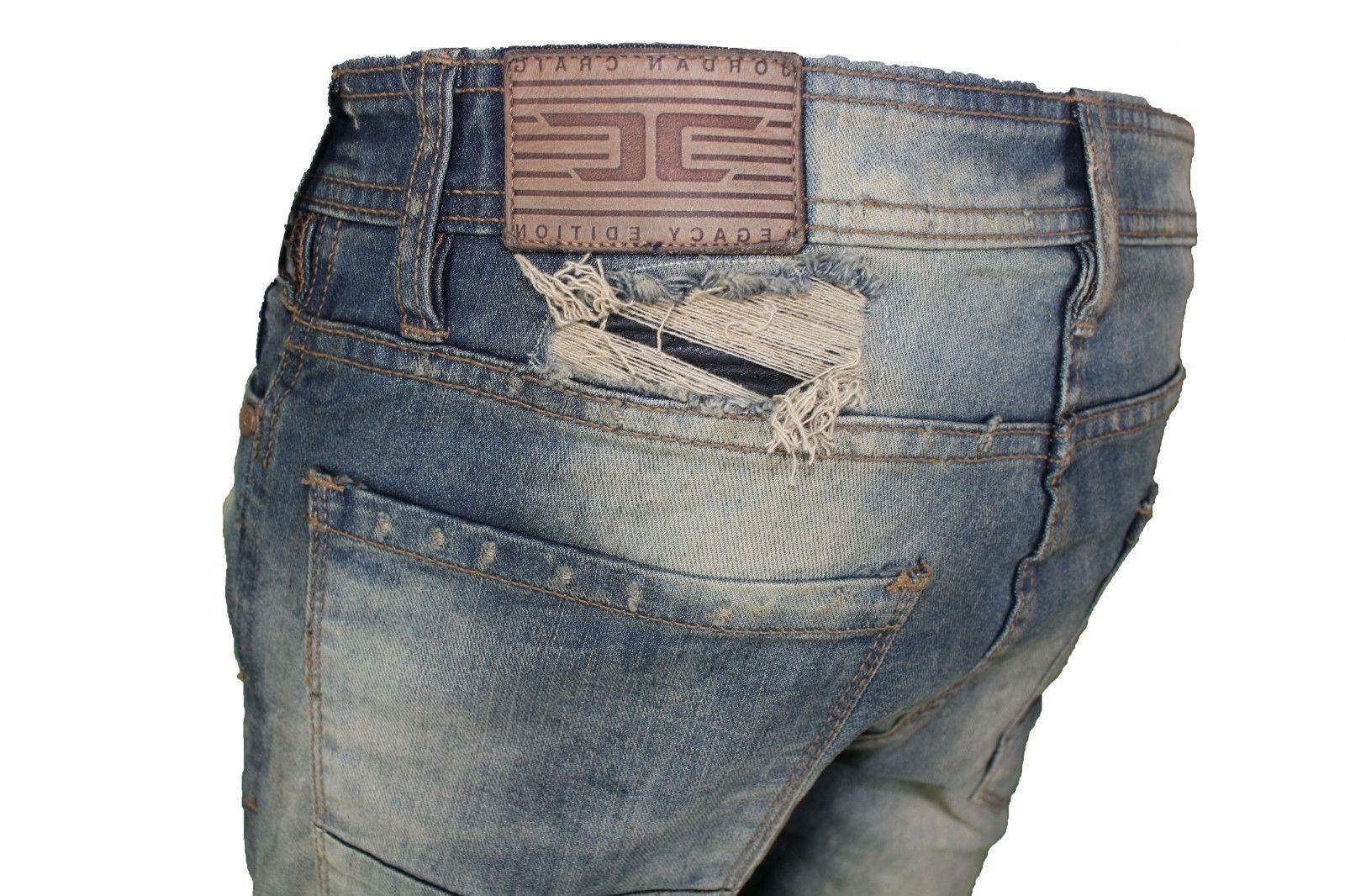 Jeans SLIM STRETCH 30-44