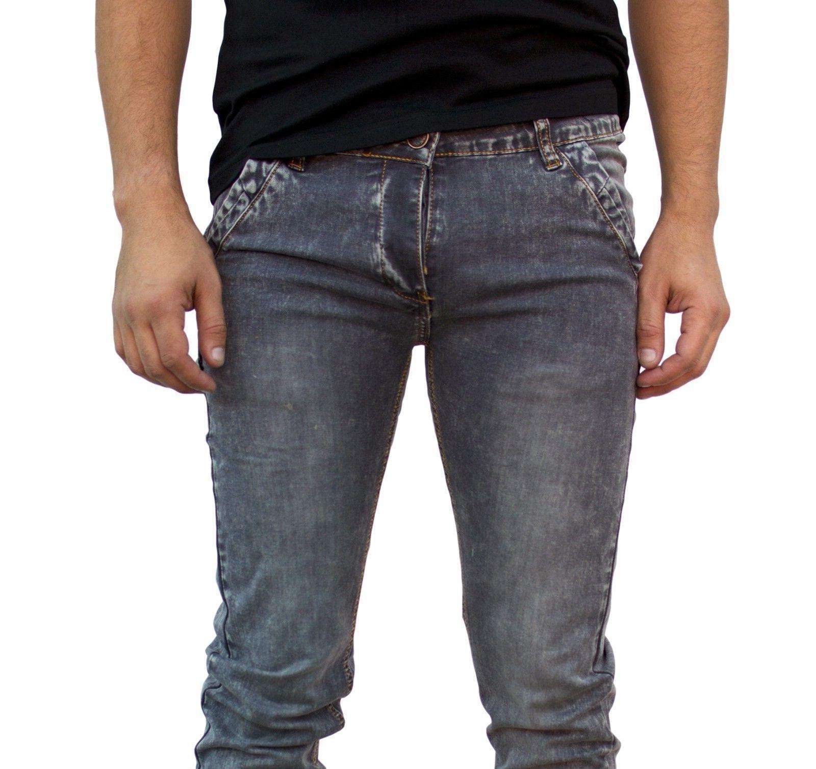 Men's jeans, fit premium denim