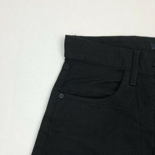 Calvin Klein Jeans Straight Cotton Black