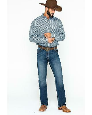 Wrangler Layton Slim Fit Boot Jeans WLT77LY