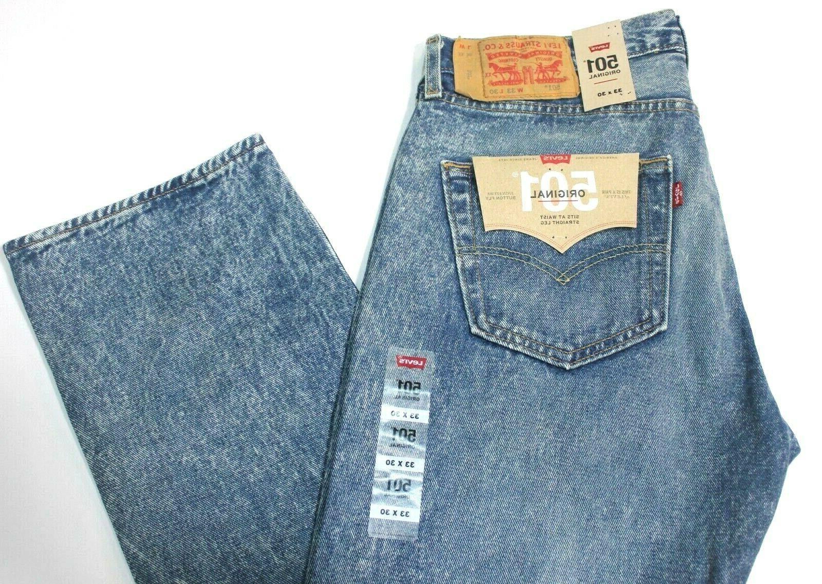 Men's Levi's Leg Button - 005012715