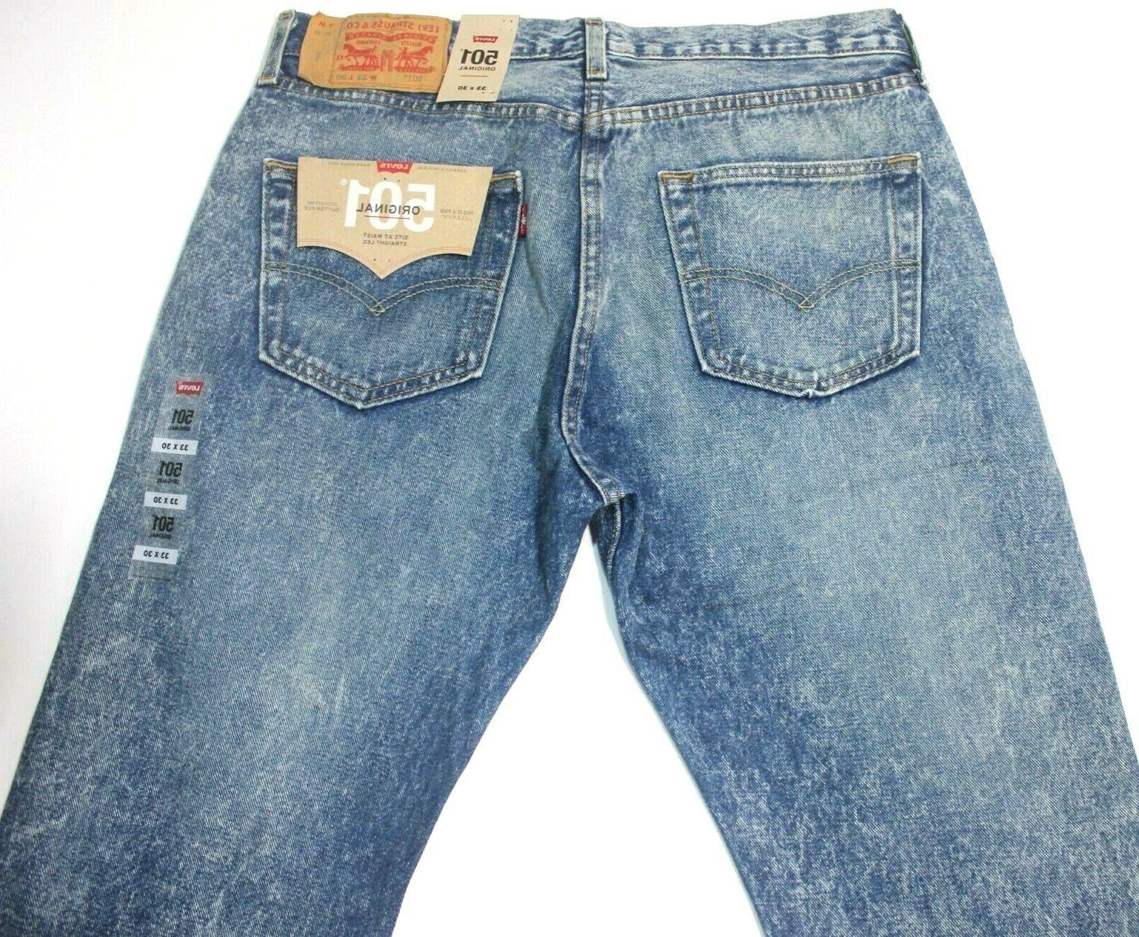 Men's 501 Age Faded Leg - 005012715