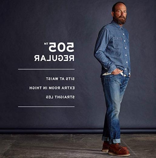 Men's Fit Jean 100% Cotton - All