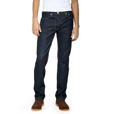 Men's Straight Stretch Jeans Bastion Size 32X32 New