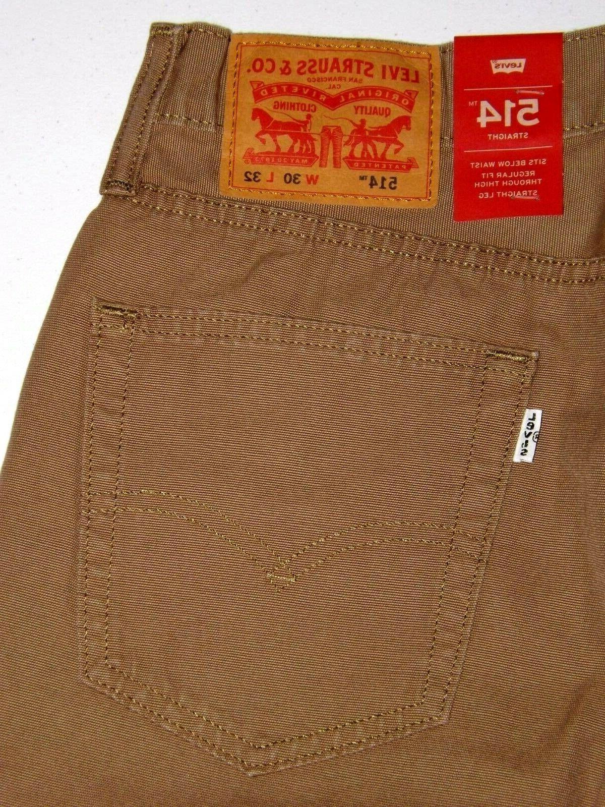 men s levi s 514 straight jeans