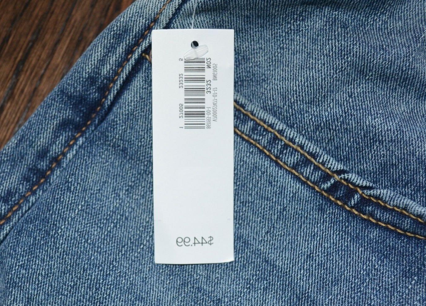 Old Navy wash slim fit 5 pocket $45