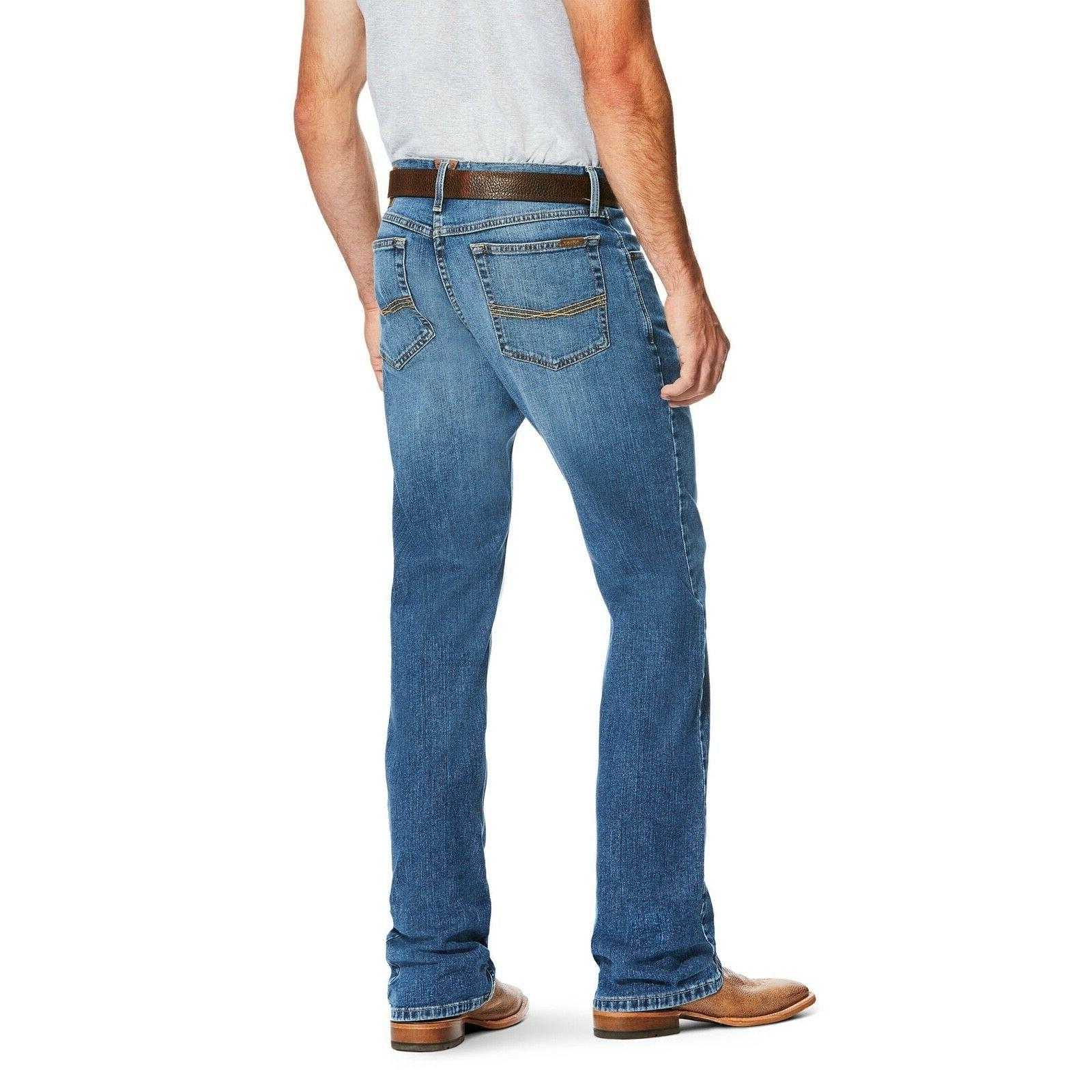 Ariat® Brandon Relaxed Stretch Legacy Boot Cut
