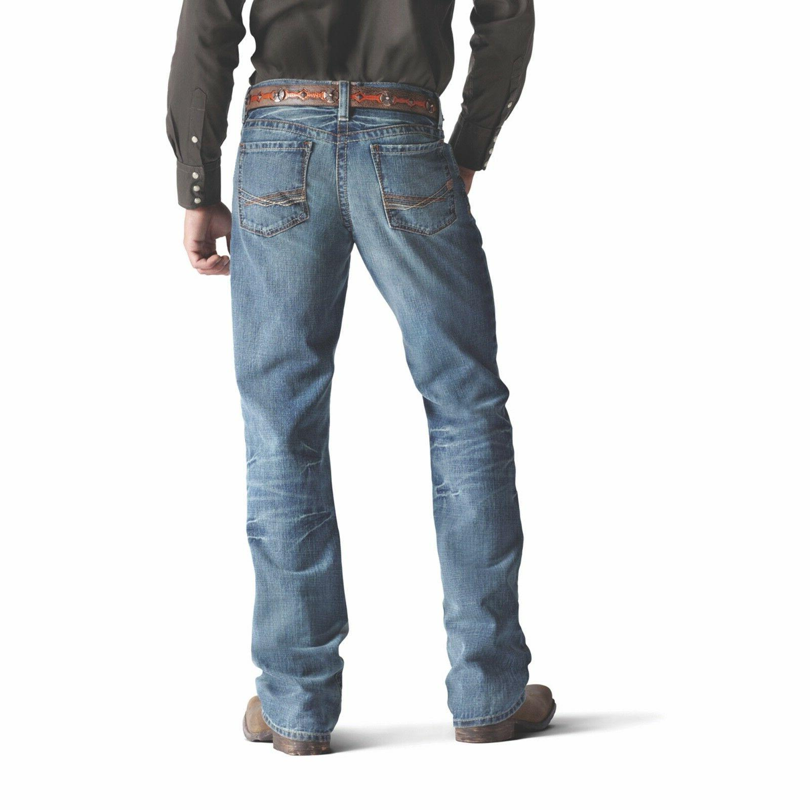 Ariat® Rise Relaxed Boot Jeans