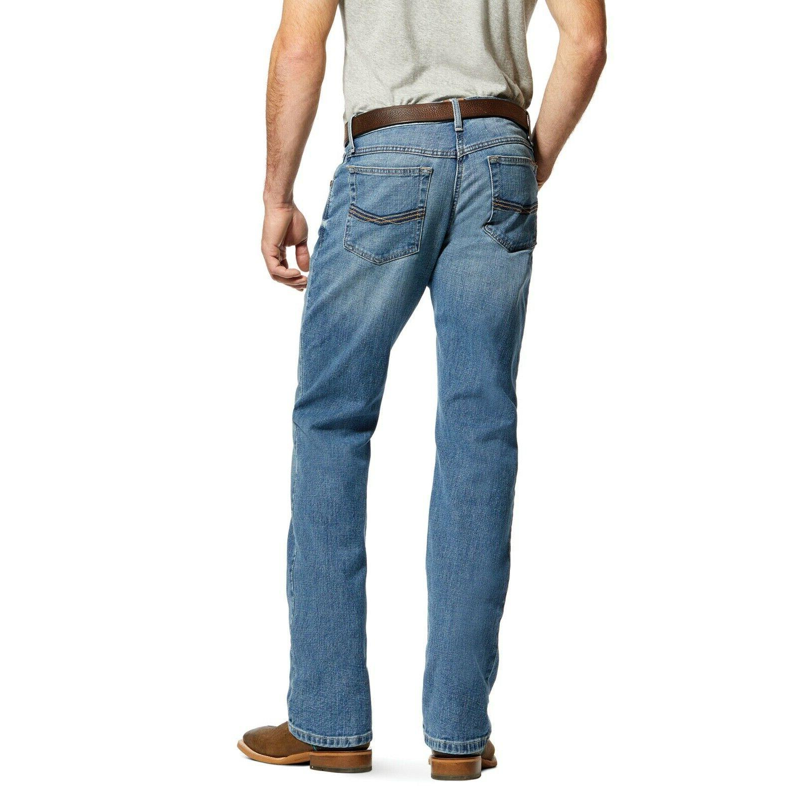 Ariat® Men's M4 Sawyer Stretch Fit Leg Jeans