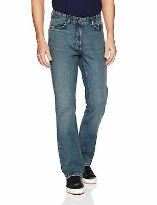 men s modern boot cut jean atlas