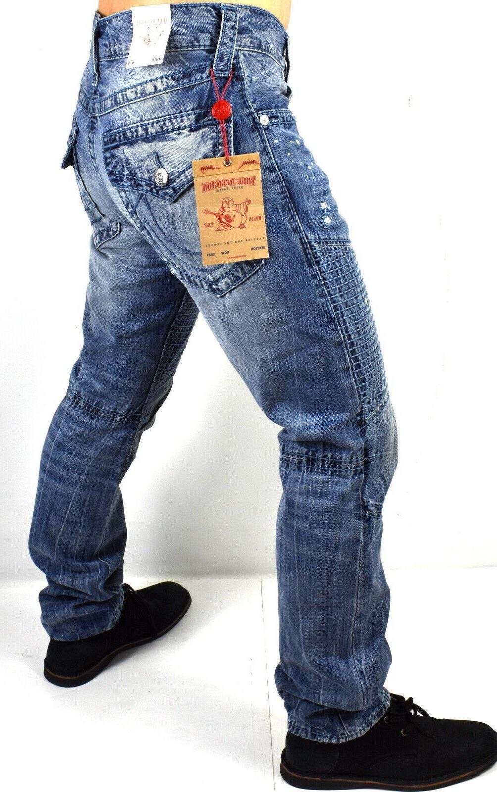 True Men's Slim Brand Jeans