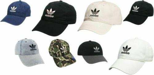 men s originals relaxed strap back cap