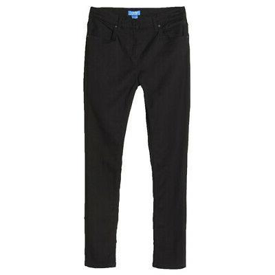 men s originals skinny denim trousers black