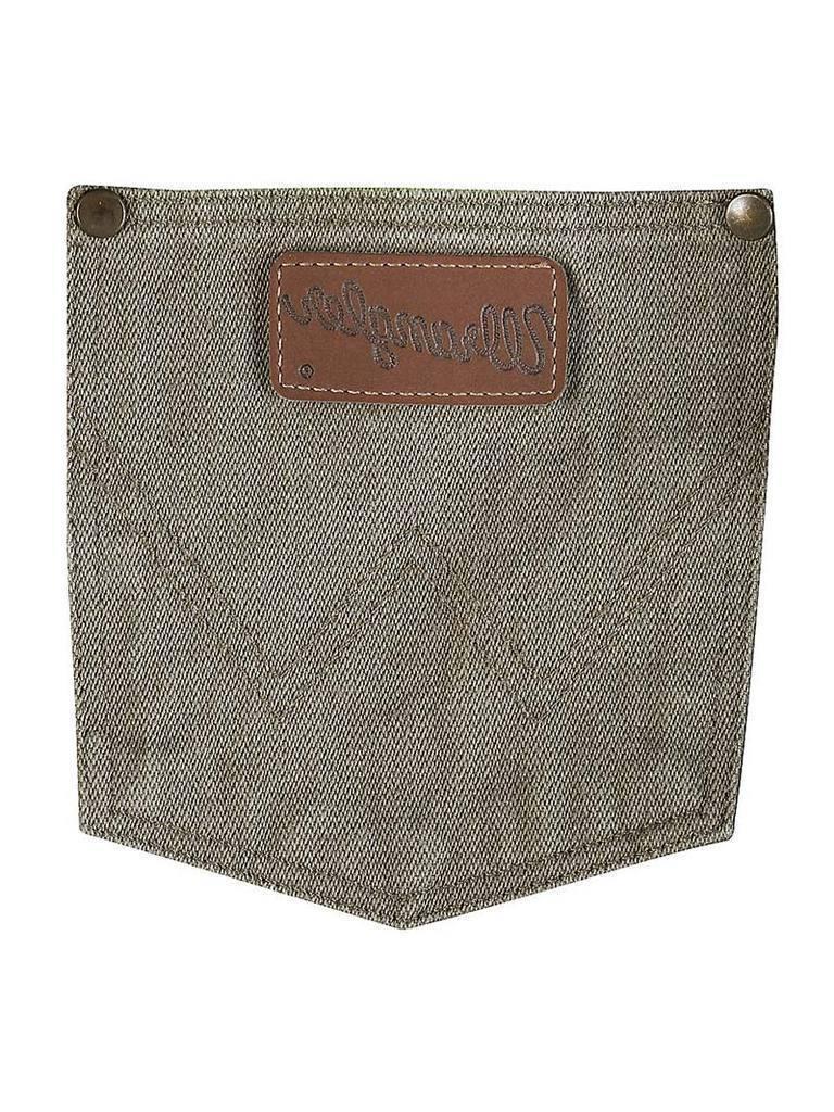 WRANGLER Fit Cowboy Khaki Boot Cut Jeans 47MWZDR