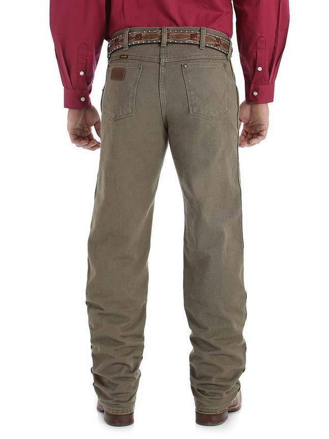 WRANGLER Men's Regular Fit Cowboy Cut Boot Jeans NWT