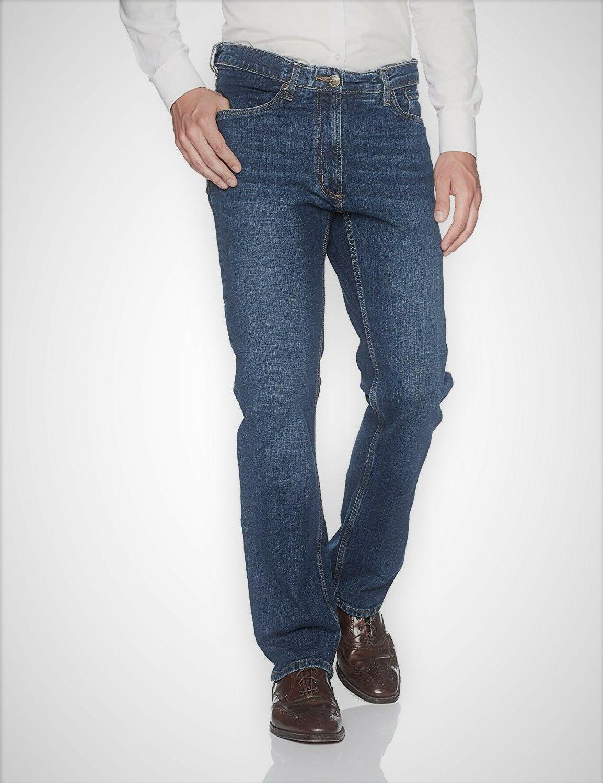Men's Haggar Straight-Leg Jeans, Size 42X32, NWT