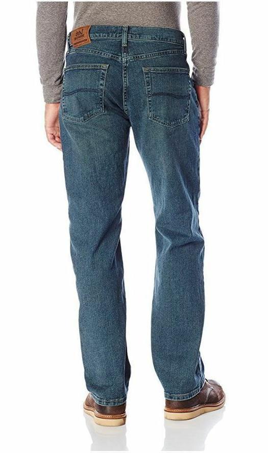 Lee Men's Regular Fit Jean WASH