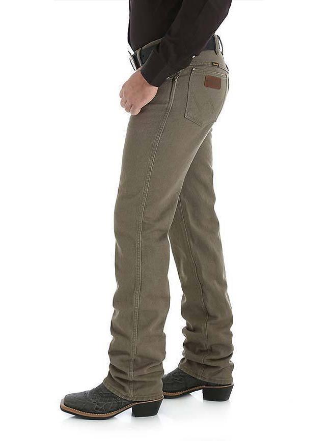 NWD Premium Slim Cowboy Cut Khaki Cut Jeans 36MWZDR