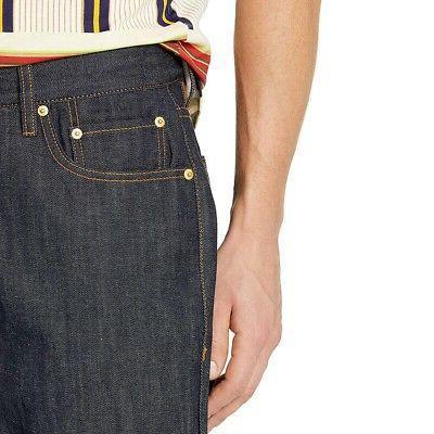 LRG True Straight Denim Jeans Indigo Clothing