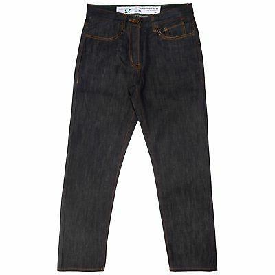 LRG Straight Denim Jeans Indigo Blue Clothing Apparel Casual C