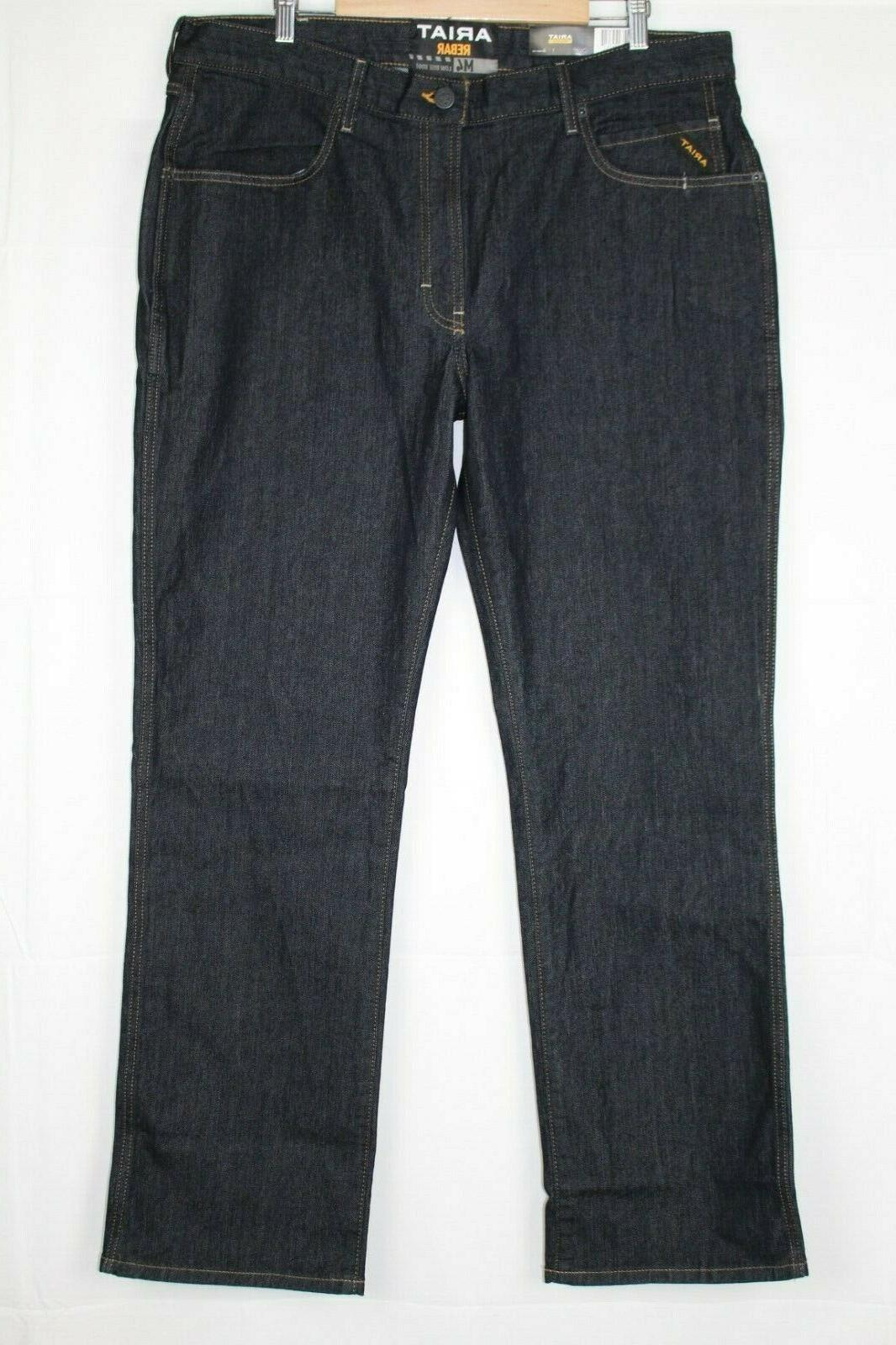 Durastretch Rise Work Jeans Rinse