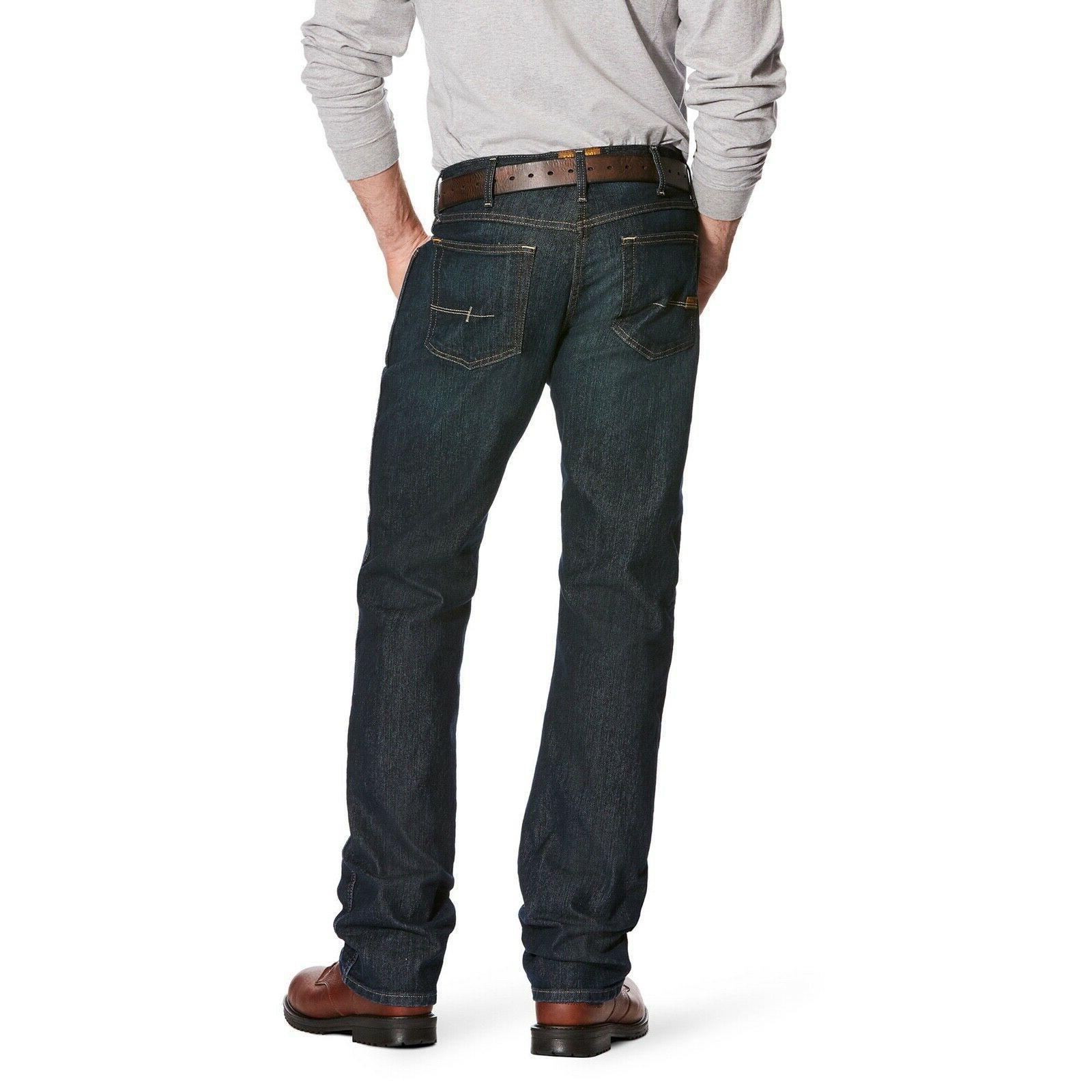 Ariat® Men's Rebar DuraStretch Slim Fit Leg 10016223