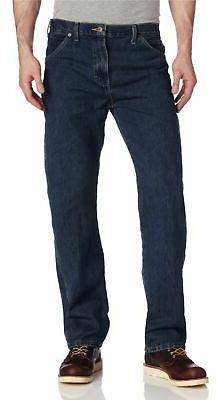 Dickies Men's Regular Straight Fit 6 Pocket Jean,  - Choose