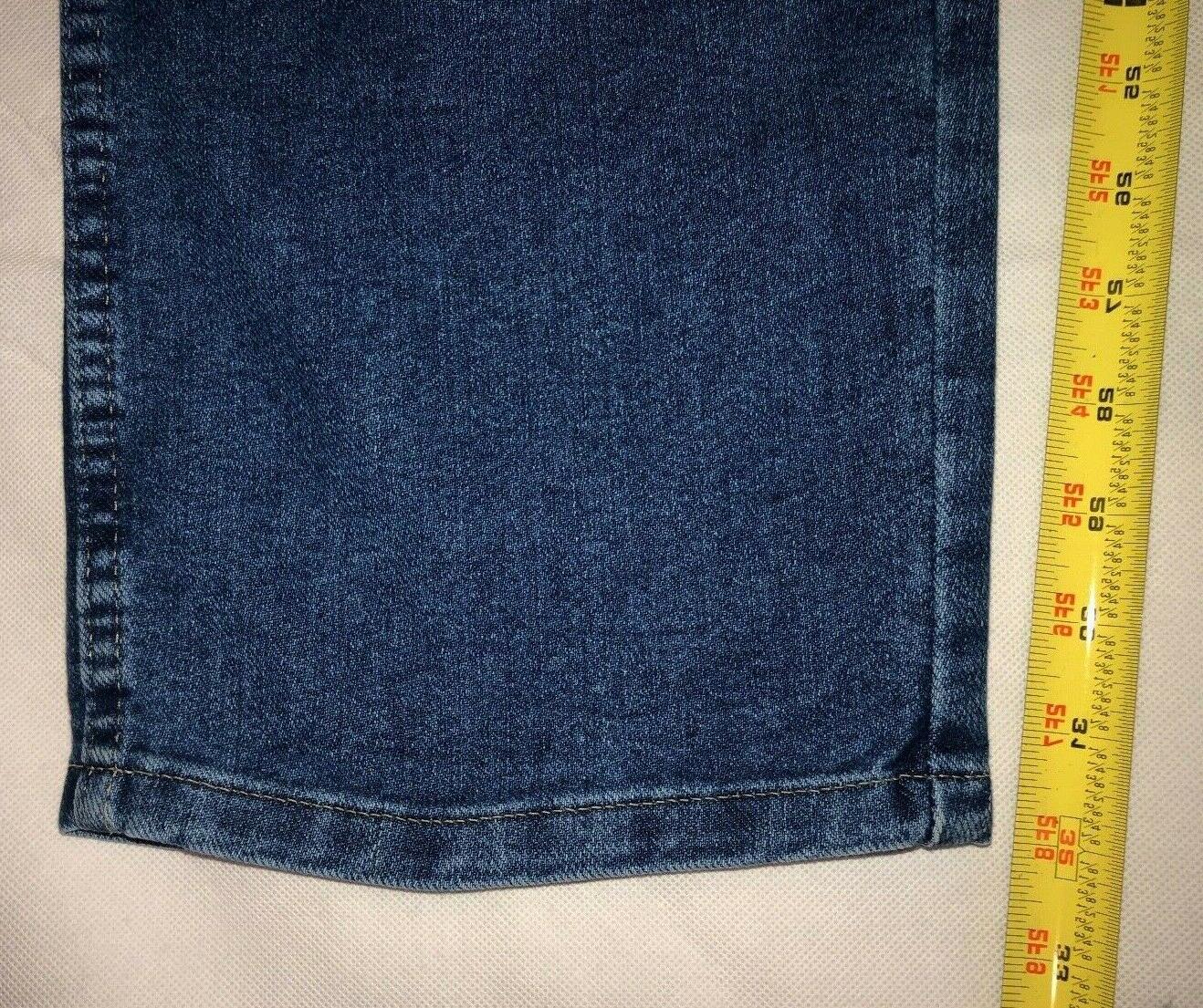 Wrangler Men's Relaxed Stretch Jeans Size 38 New Tags