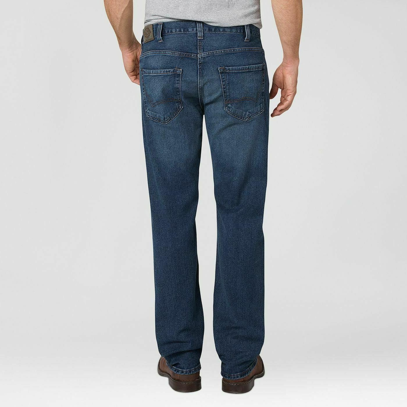 DICKIES MEN'S RELAXED STRAIGHT FIT FLEX WASH GET 50%