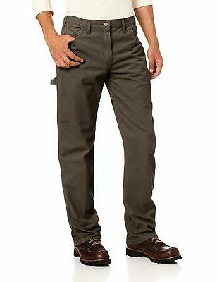 men s relaxed straight fit lightweight duck