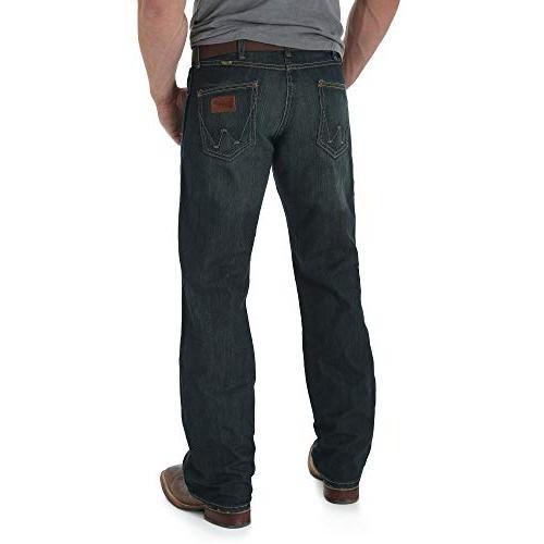 Wrangler Men's Relaxed Fit Cut