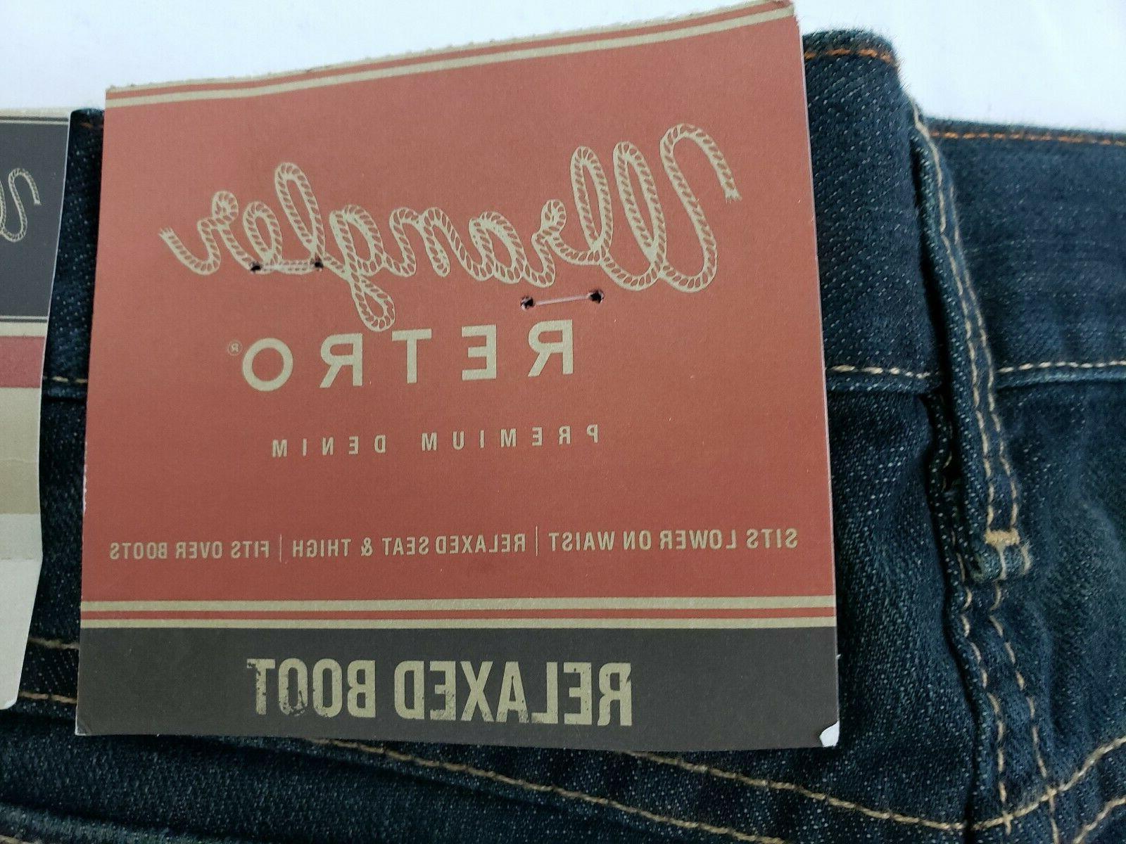 Wrangler Cut Jeans