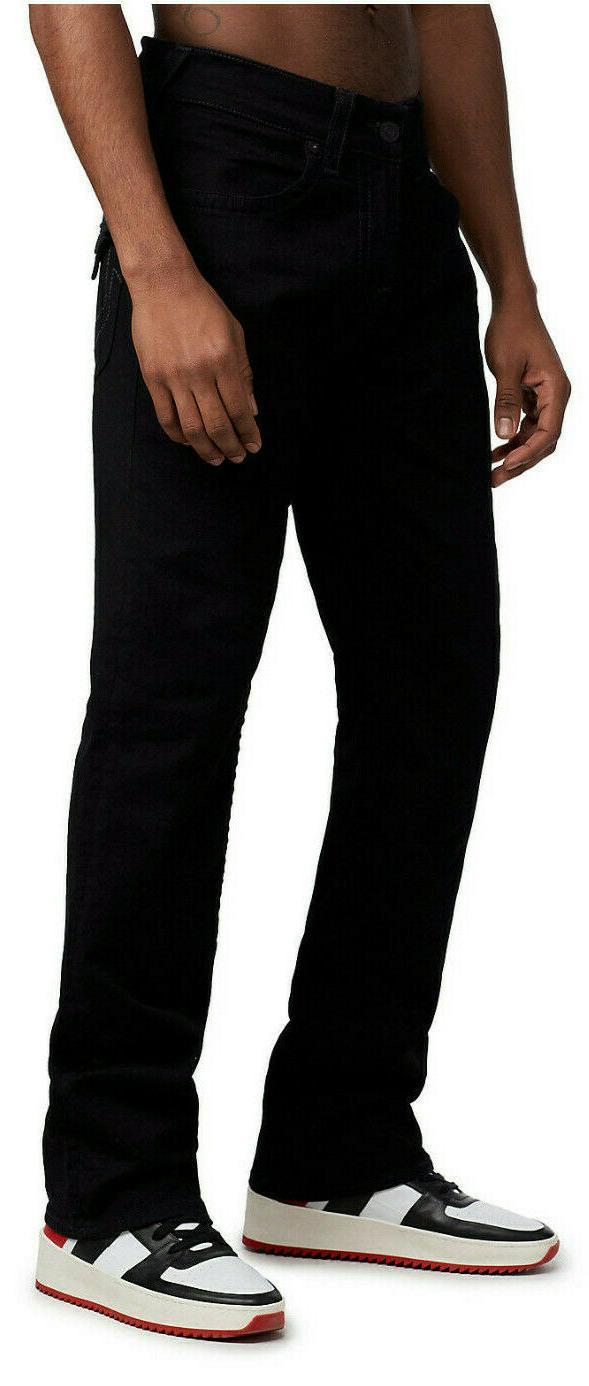 True Religion Men's Straight Jeans in Body